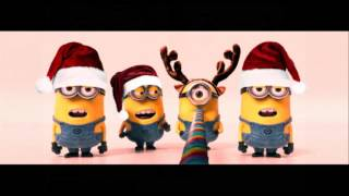 Christmas Medley Holy Night Snow Falls Minions Cover