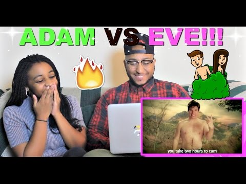 Adam vs Eve/Rap Meanings | Epic Rap Battles of History ...