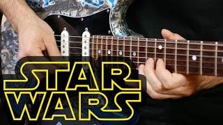 STAR WARS EN GUITARRA ELÉCTRICA COVER - LIKE PARA EL TUTORIAL