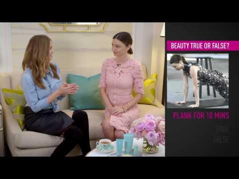 Miranda Kerr - Kora Organics The Hype Interview [June 2016]