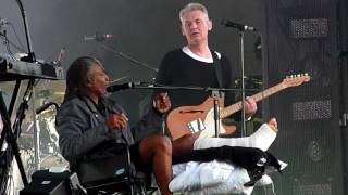 Massive Attack & Horace Andy - Angel - Hyde Park, London - July 2016
