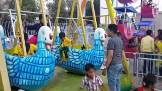 Swan Swing Ride Manufacturer, Supplier, Exporter in India