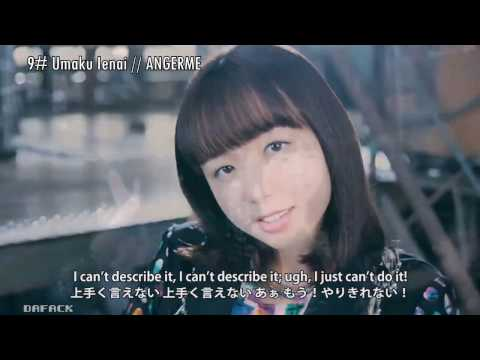 MY TOP 10 _ Best songs of the year (Singles) [Hello! Project 2016]