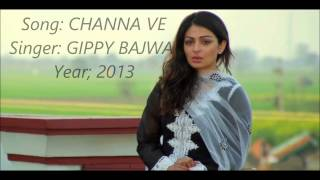 Brand new punjabi sad love song 2013 GIPPY BAJWA channa ve