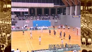 2007/3/28 平成18年度第2回春中ハンド5男子決勝後半