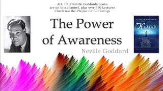 Neville Goddard, The Power Of Awareness Chapter 1