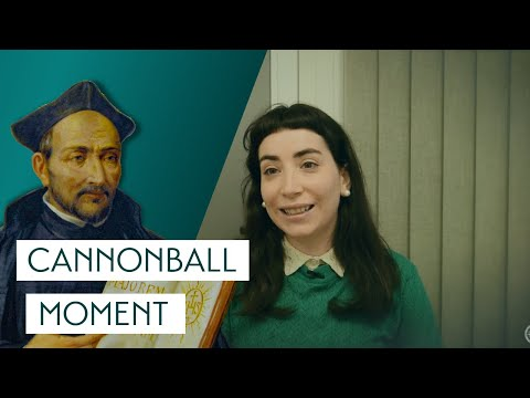 Cannonball Maria Sol Galera - Encountering God in the Exercises