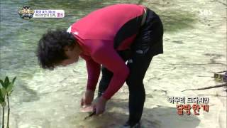 The law of the Jungle(정글의법칙) Ep.73 #3(1)