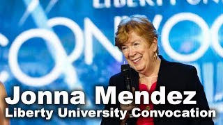 Jonna Mendez - Liberty University Convocation
