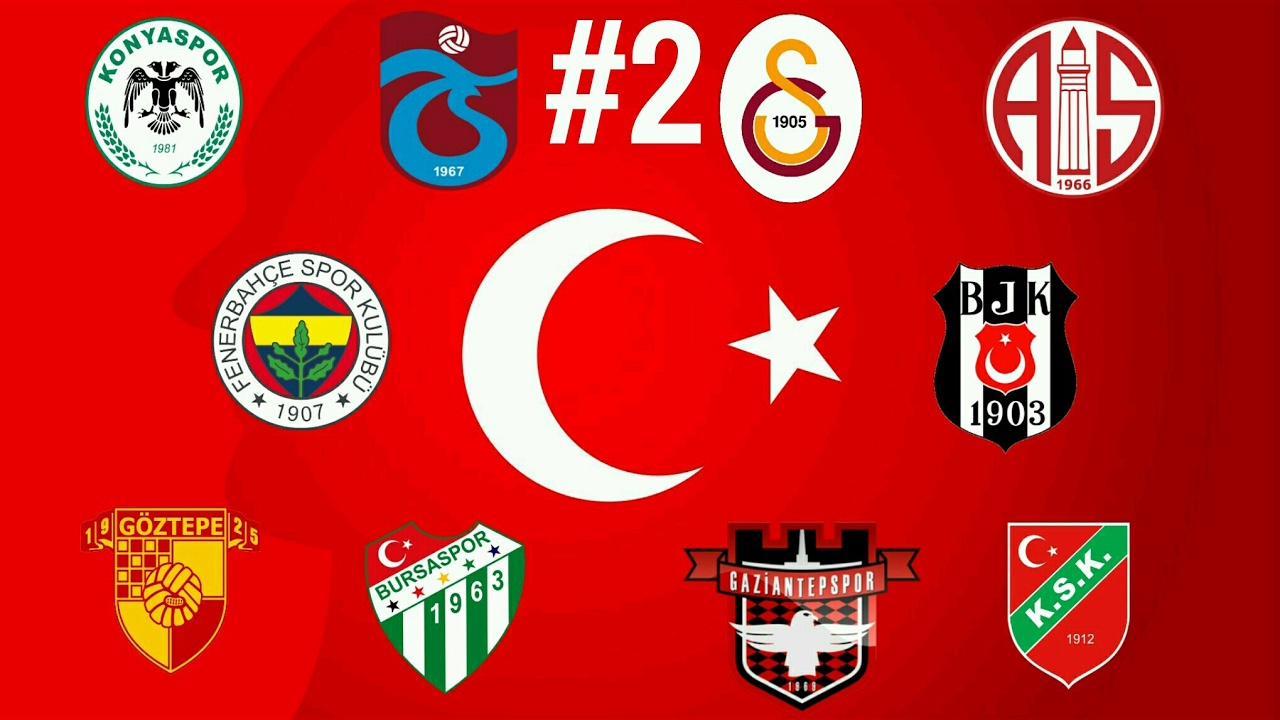 Türk Spor Futbol Kulüplerinin Logo Tasarım Hikayeleri Değişim Ve