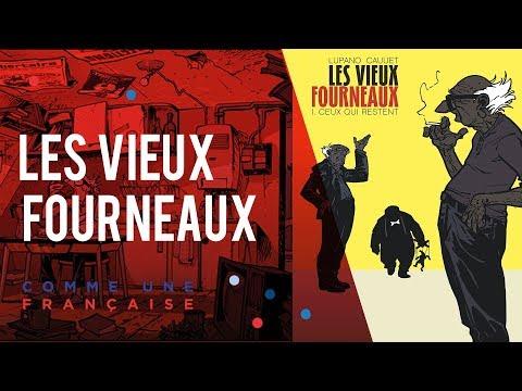 French Comic Books: Les Vieux Fourneaux