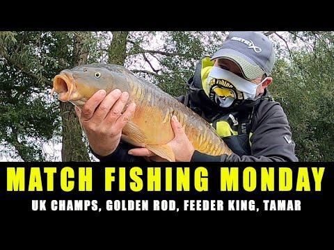 UK CHAMPS AND £10K MATCHES - Match Fishing News Monday 28th September 2020