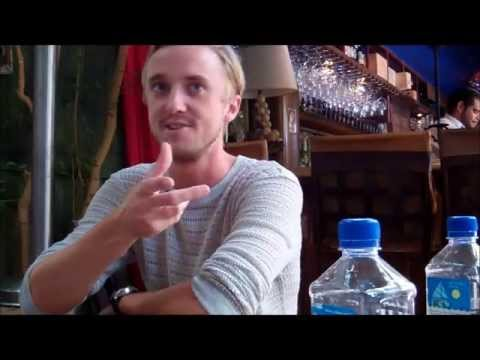 Tom Felton on FULL CIRCLE, Minka Kelly, Working in the US