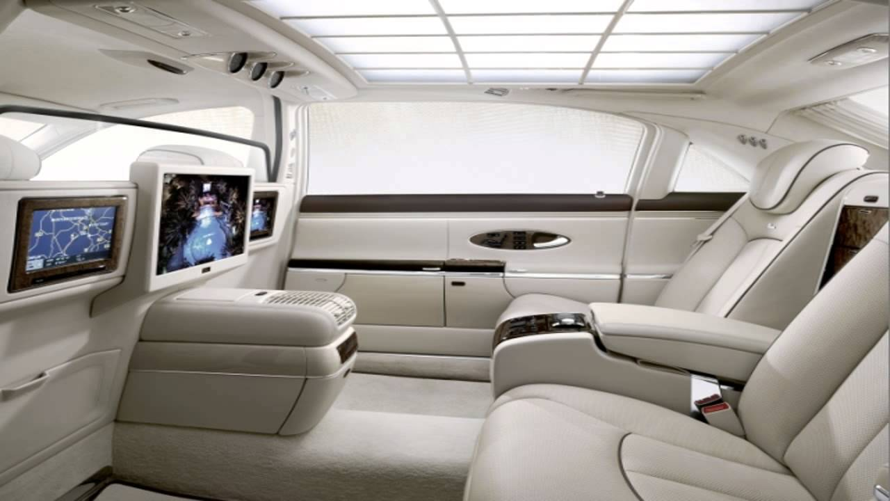maybach 62 s landaulet convertible - youtube
