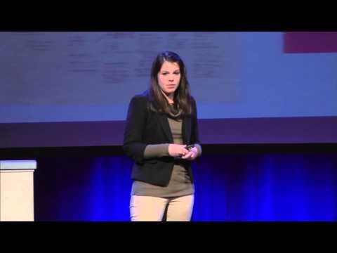 Teaching in Samoa -- good grades vs. good people: Jessica Baker at TEDxLansingED