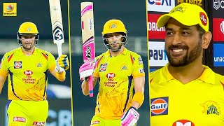 CSK bounce back with 10-wicket win against KXIP : CSK Vs KXIP Match Highlights   IPL 2020   MS Dhoni