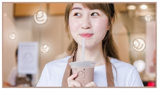 Our memorable moments of boba milk tea lovers (Bearhouse)