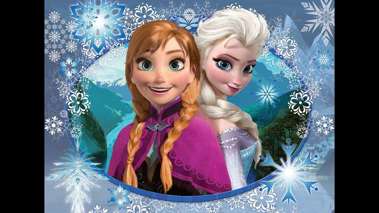 Elsa Saudades De Voces: Princesas Frozen De Feltro Para A Mesa Do Bolo #8 Mel 11