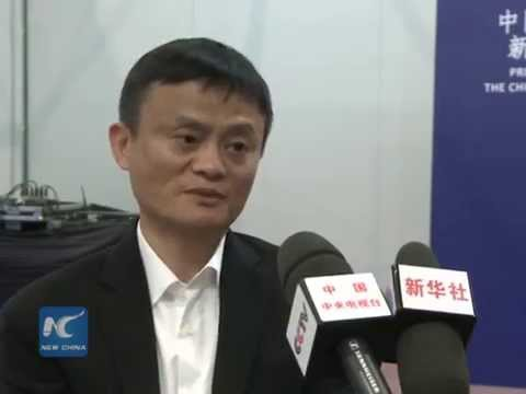 "Jack Ma: small business to shine in global economy' s new era ""WTO 2.0"""