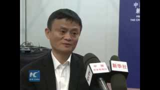 Jack Ma: small business to shine in global economy' s new era