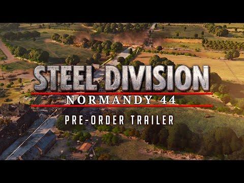 "Steel Division: Normandy 44 - ""Briefing"" Pre-Order Trailer"