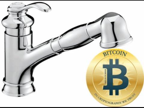 Как создать свой раздатчик Bitcoin / как создать свой кран Bitcoin