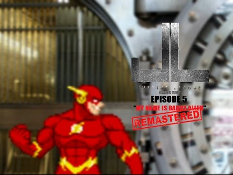 """JL A M.U.G.E.N STORY EPISODE 5 (REMASTERED) """"MY NAME IS BARRY ALLEN"""""""