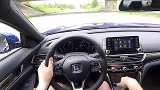 0-60 Runs!! 2018 Honda Accord Sport 2.0T Manual