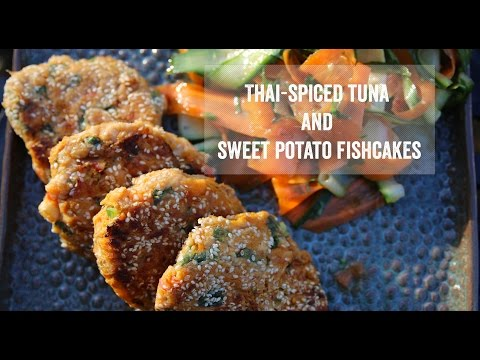 #ad | HOW TO: Thai Spiced Tuna And Sweet Potato Fishcakes With Ian Haste!