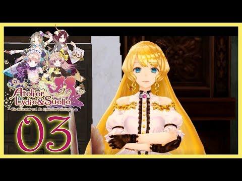 Atelier Lydie & Suelle - Ep 03 - Atelier Ranking System [Nintendo Switch | NIS America]