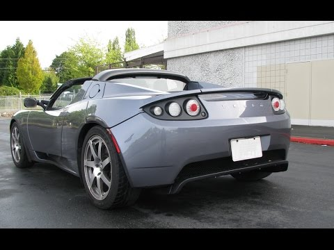 Best Cars Ever 2016 Tesla Roadster Full Review