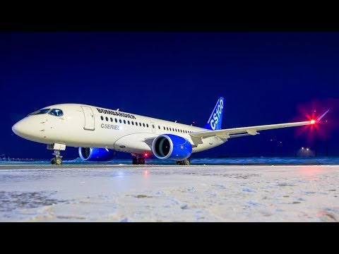 A220/CSeries - The Airplane With A Tricky Fate. History And Description