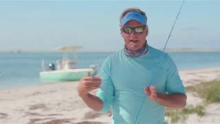 How to Use Leaders for Saltwater Fishing with Blair Wiggins