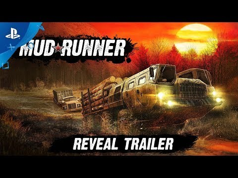 Spintires: MudRunner Youtube Video