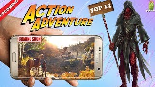 TOP 14 New and Upcoming Android Games | Action Adventure Android Games | Hindi