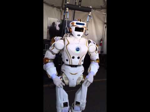 DARPA Robotics Challenge DRC Finals 2015 : NASA'S Robonaut valkyrie