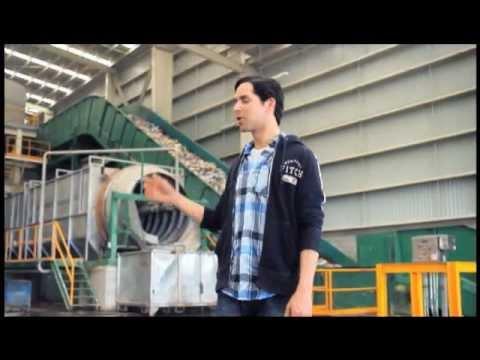Explicación Proceso Reciclaje de Tetra Pak 1