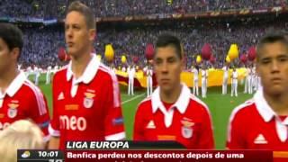 2013 UEFA Europa League final (Chelsea 2-1 Benfica)
