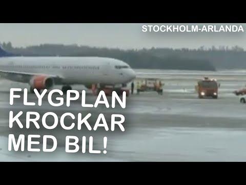 Stockholm-Arlanda avsnitt 7   Flygplan krockar på Arlanda