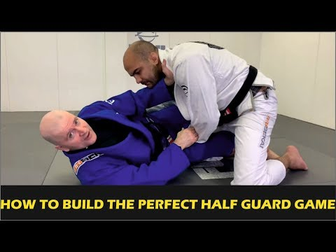 How To Build The Perfect Half Guard Game by John Danaher