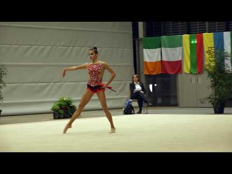 Alisa Sadek LBN clubs 1st place