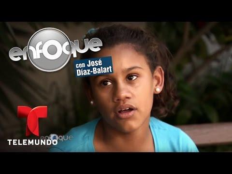 """Niña inmigrante: """"Pensé que me iban a deportar y me sentí nerviosa""""   Enfoque   Noticias Telemundo"""