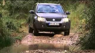 Suzuki Grand Vitara Test-Drive по бездорожью(Grand Vitara - внедорожный атлет! Внедорожник Grand Vitara -- уникальный автомобиль, воплотивший в себе полувековой..., 2011-07-22T11:25:39.000Z)