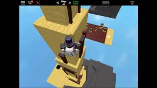 ROBLOX- 100 Stage Project -60mmm- and Foolzy's games - Gameplay nr.6%