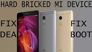 Video MI Hard Bricked Dead Phone All Xiaomi Devices Full Flash Stock download MP3, 3GP, MP4, WEBM, AVI, FLV Oktober 2018