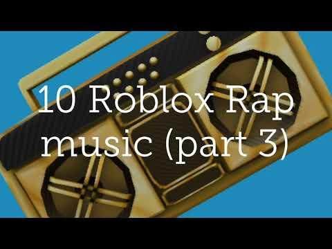 10 Roblox Rap Music codes (Part 3)