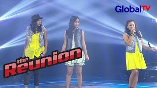 """There, Morie, Nitya """"Don't Speak"""" 