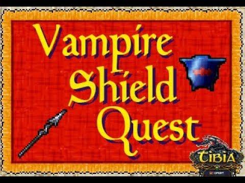 Vampire Shield Quest