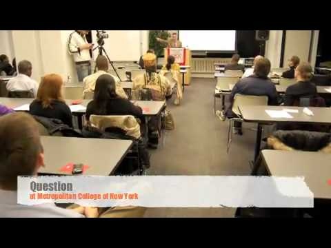 Emergency and Disaster Management at Metropolitan College of New York (MCNY)