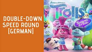 Trolls Holiday| Double-Down Speed Round [German] Audio (HQ)